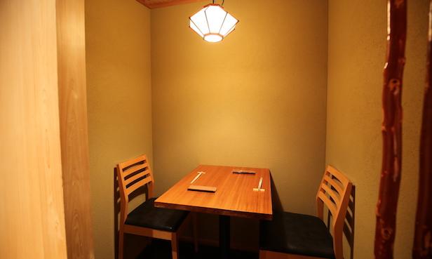 鮨真半個室