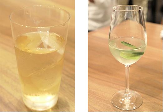 鳳凰単从酒と太平猴魁酒